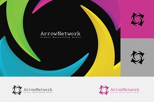 Arrow Networking Logo