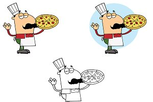 Pizzeria Chef Collection