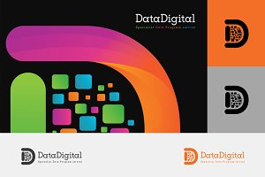 Data Digital Logo