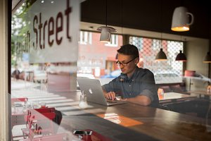 Street Café - Peek inside