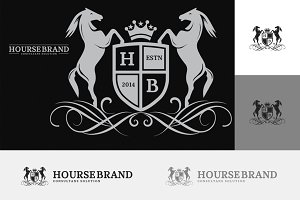 Royal Horse Logo