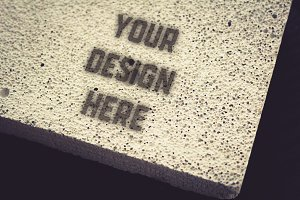 Stone Surface Mock-up#1