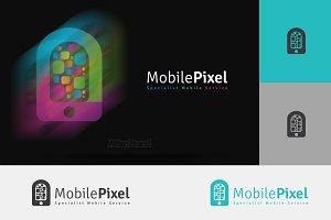 Mobile Pixel Logo