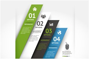 Infographic Design Element Template