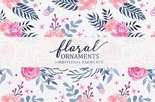Floral Ornaments Vol.1