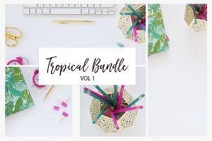 Tropical Styled Stock Bundle