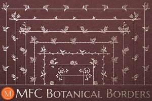 MFC Botanical Borders