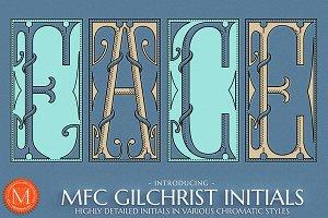 MFC Gilchrist Initials