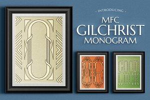 MFC Gilchrist Monogram