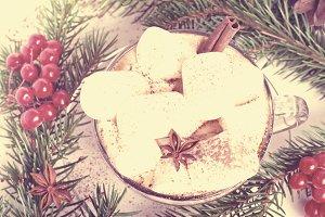 Winter hot drink.