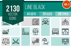 2130 Line Icons (V3)