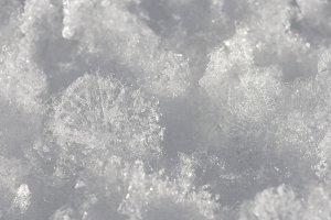 snow surface