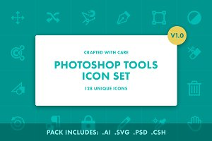 Photoshop Tool Icons V1.0