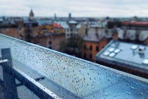 Autumn. Riga, Latvia