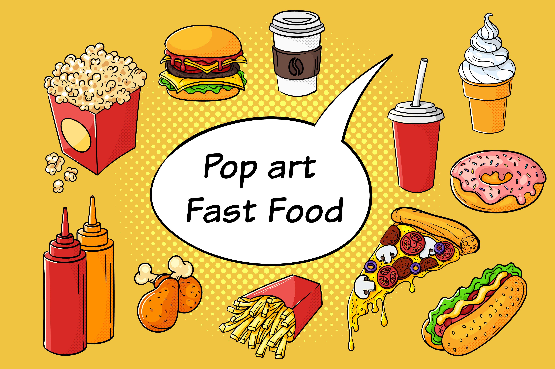Fast Food Pop
