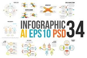 Infographic Set 34