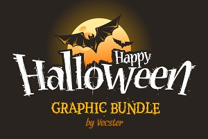 Halloween Graphic Bundle