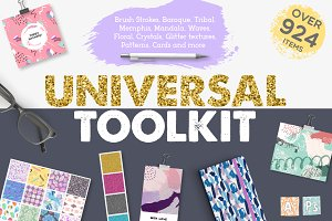Universal Toolkit [924 items]