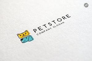 Petstore Logo Template