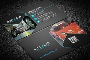 Rent Business Card