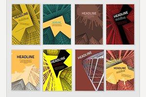 Business Brochure Design Set