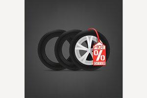 Tire Sale Image