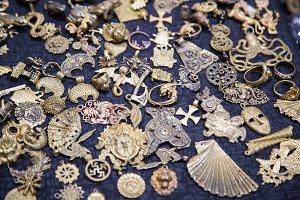 Metal miniatures