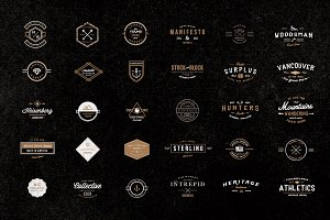 $10 Off - Vintage Logo Bundle
