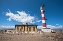 Lighthouse In South Tenerife