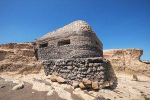 world war ii bunker in Tenerife