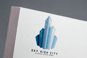 Sky High City Logo