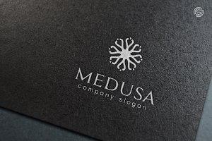 Medusa Logo Template