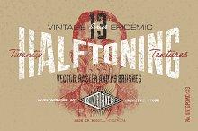 20 Halftoning Textures - VES13
