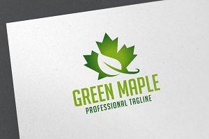 Green Maple Logo