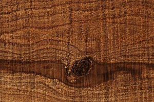 Natural Almond Wood Texture