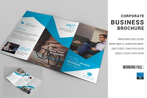 Trifold Corporate Brochure-V605