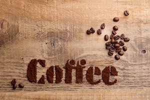Concept coffee composition