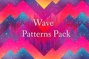 Wave Vector Pattern Pack