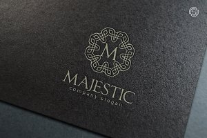 Majestic Logo Template