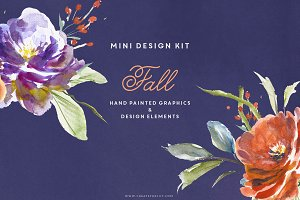 Mini Design Kit - Fall