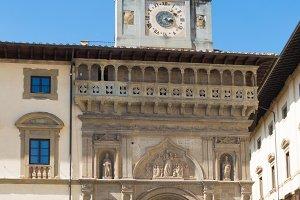 Church in Arezzo, Italy