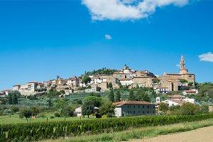Castiglion Fiorentino in Tuscany