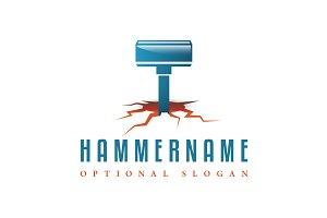 Hammer the Groundshaker Logo