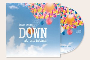Kids Christmas Pageant CD Artwork