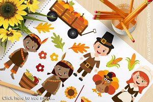 50% OFF - Fall Happy Thanksgiving!