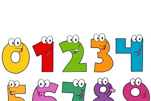 Funny Numbers. Collection