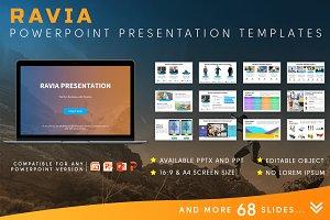 Ravia PowerPoint Presentation