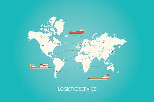 Logistic global transportation