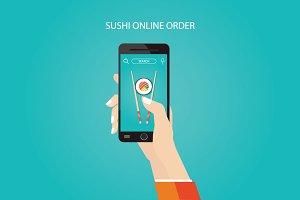 sushi online order