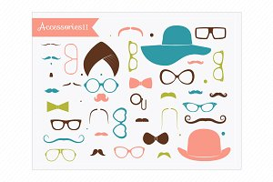 Clip Art-Accessories II